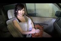 有名AV女優在籍 あなたの車に出張ピンクサロン scene.6  若槻みづな
